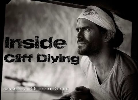INSIDE CLIFF DIVING – Orlando Duque