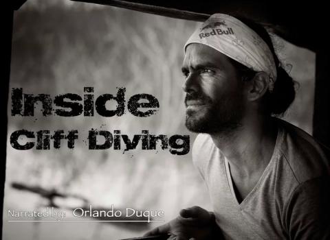 INSIDE CLIFF DIVING – Orlando Duque